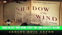 [FREE] EBOOK The Shadow of the Wind ONLINE COLLECTION