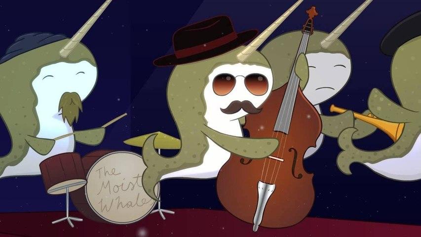 Jazzwhals : Un Narwhals jazz remix (Versión Oficial Española)