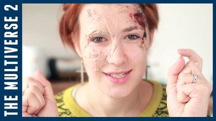 SFX Makeup Tutorial | Bitchcraft Behind The Scenes