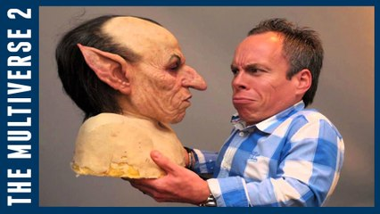 Make Up Is For The Audience | Warwick Davis Interview