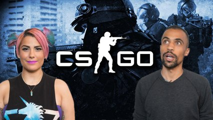 Let's Play COUNTERSTRIKE GO with TheZombiUnicorn, RecklessTortuga, ChilledChaos, 2MGoverCsquared