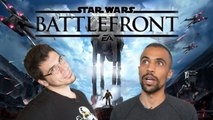 Let's Play STAR WARS BATTLEFRONT with Reckless Tortuga and Chilled Chaos