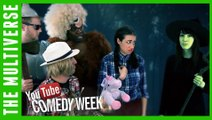 The Wizard of Oz Sweded ft. MirandaSings   Green Swede