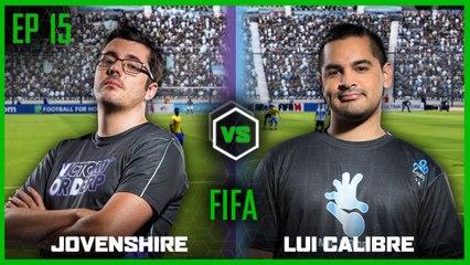 EP 15 | FIFA | Jovenshire vs Lui Calibre | Legends of Gaming