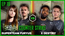 EP 18   COUNTERSTRIKE   Syndicate and OMGitsfirefoxx vs TmarTn and runJDrun   Legends of Gaming