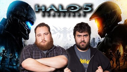 Let's Play HALO 5 with EatMyDiction and The Completionist