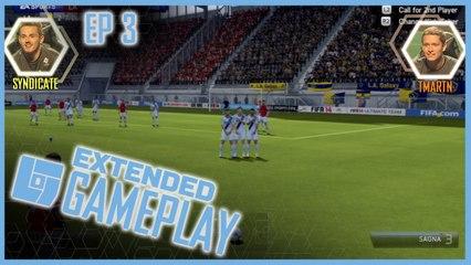Ep 3 Full Gameplay | FIFA | Syndicate vs TmarTn | LOG