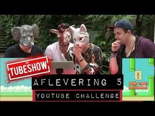 FLAPPY BIRD - YouTube challenge #5