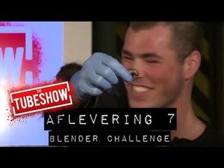 HOT HOT HOT - blender challenge #7