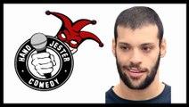 Tim Renkow: Handi Ads   The Gauntlet   Hand Jester Comedy