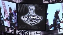 Los Angeles Kings Stanley Cup Winning Goal Celebration