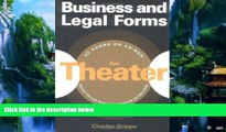 Big Deals  Business and Legal Forms for Theater  Full Ebooks Most Wanted