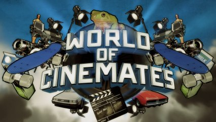 World Of Cinemates - Trailer