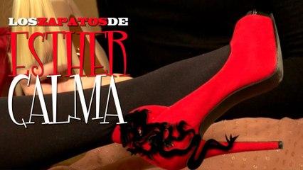 Zapatos de Esther Calma