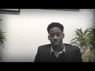 X Factor 2010: John Adeleye gets the Holy Moly Interrogation