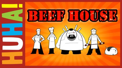 BEEF HOUSE TRAILER!