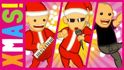 Mr Weebl vs Right Said Fred : You're The Best Thing About Christmas (Radio Mix)