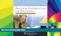 Must Have  Practical Contract Law for Paralegals: An Activities-Based Approach, Third Edition
