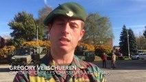 Marche: les Chasseurs Ardennais recrutent