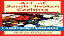 [New] Ebook Art of South Indian Cooking Free Online