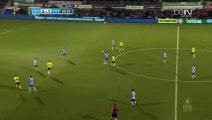 Joey Sleegers Goal HD - PEC Zwolle 2-1 VVV Venlo - 27.10.2016 HD