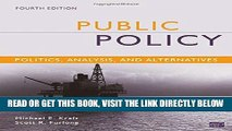 [EBOOK] DOWNLOAD Public Policy: Politics, Analysis, and Alternatives, 4th Edition PDF
