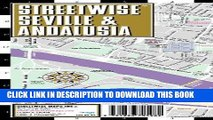 Read Now Streetwise Seville Map - Laminated City Center Street Map of Seville, Spain - Folding