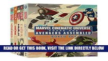 [PDF] FREE Marvel Cinematic Universe: Phase One Book Boxed Set: Avengers Assembled [Download] Online