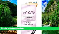 Books to Read  Just Writing: Grammar, Punctuation, and Style for the Legal Writer (Legal Research