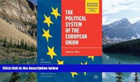 Big Deals  The Political System of the European Union, 2nd Edition (The European Union Series)