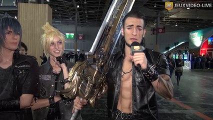 Reportage Paris Games Week 2016