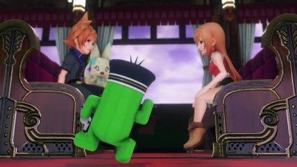 Trailer de lancement de World of Final Fantasy