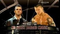 WWE No Way Out 2009 Randy Orton Vs. Shane McMahon Full Match en Español