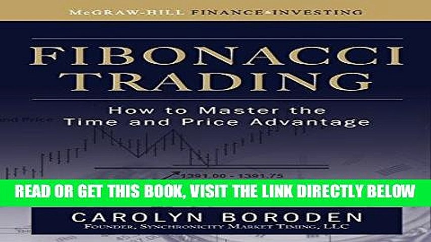[Free Read] Fibonacci Trading: How to Master the Time and Price Advantage Full Download