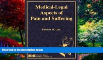 Big Deals  Medical-Legal Aspects of Pain and Suffering  Best Seller Books Best Seller