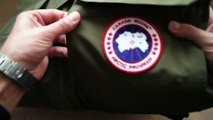 Canada Goose Expedition Parka unboxing,Canada goose Outlet, Canada goose Sale, Cheap Canada goose
