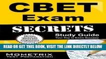 Read Now CBET Exam Secrets Study Guide: CBET Test Review for the Certified Biomedical Equipment