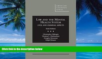 Big Deals  Law and the Mental Health System, Civil and Criminal Aspects (American Casebook