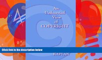 Books to Read  An Unhurried View of Copyright  Best Seller Books Best Seller
