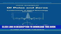 Ebook Of Poles and Zeros: Fundamentals of Digital Seismology (Modern Approaches in Geophysics)