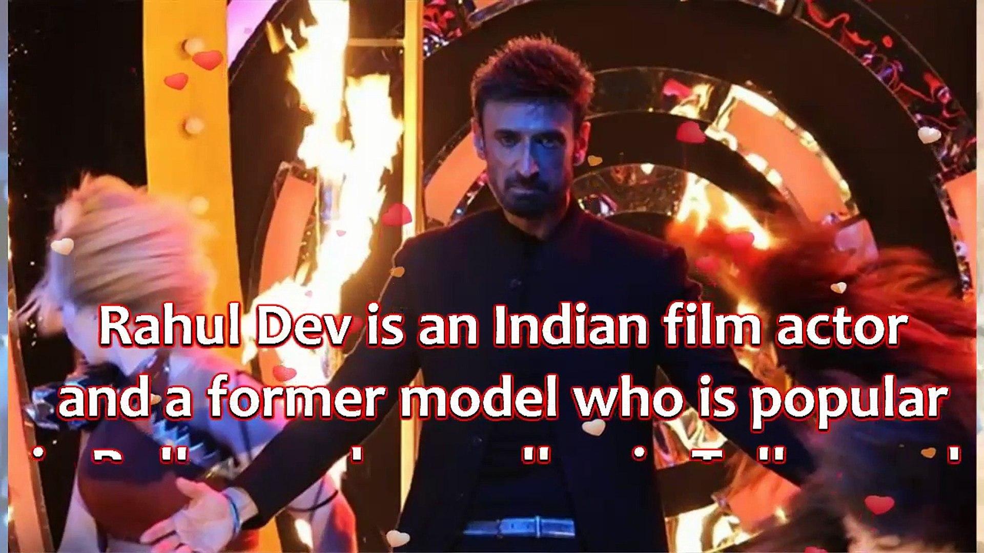 Rahul Dev in Bigg Boss 10 - Biography!