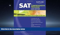 Online eBook Kaplan SAT 2009 Comprehensive Program