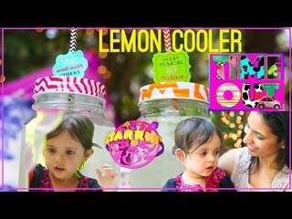 Lemon Cooler by Daria | Starrin Time Out with Daria