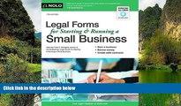 Big Deals  Legal Forms for Starting   Running a Small Business  Best Seller Books Best Seller