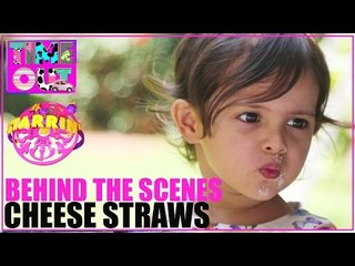 Cheese Straws by Daria - Behind The Scenes | Starrin Time Out with Daria