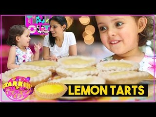 Lemon Tart by Daria | Starrin Time Out with Daria