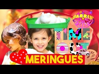 Meringues By Daria | Starrin Time Out with Daria
