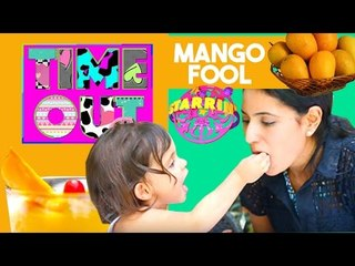 Mango Fool by Daria | Starrin Time Out with Daria