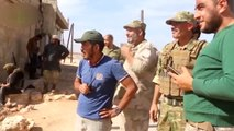 Kilis Fırat Kalkanı Harekatı'nda Işid Ile Pkk/pyd Hedefleri Vuruldu 1