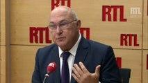 """""""Il faut s'habituer à  moins de croissance pour créer plus d'emploi"""", se défend Michel Sapin"""